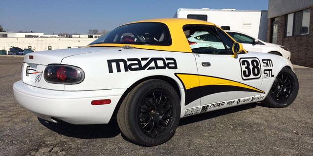 V2 Motorsports  Spec Miata Lotus Elise Exige DSR Race and