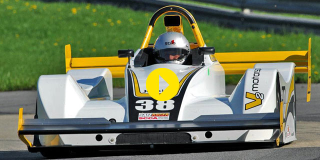 V2 Motorsports Sets Track Record at Waterford Hills